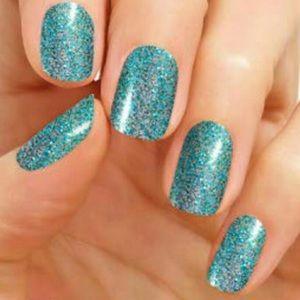 Color Street Nail Strips - Blue Lagoon